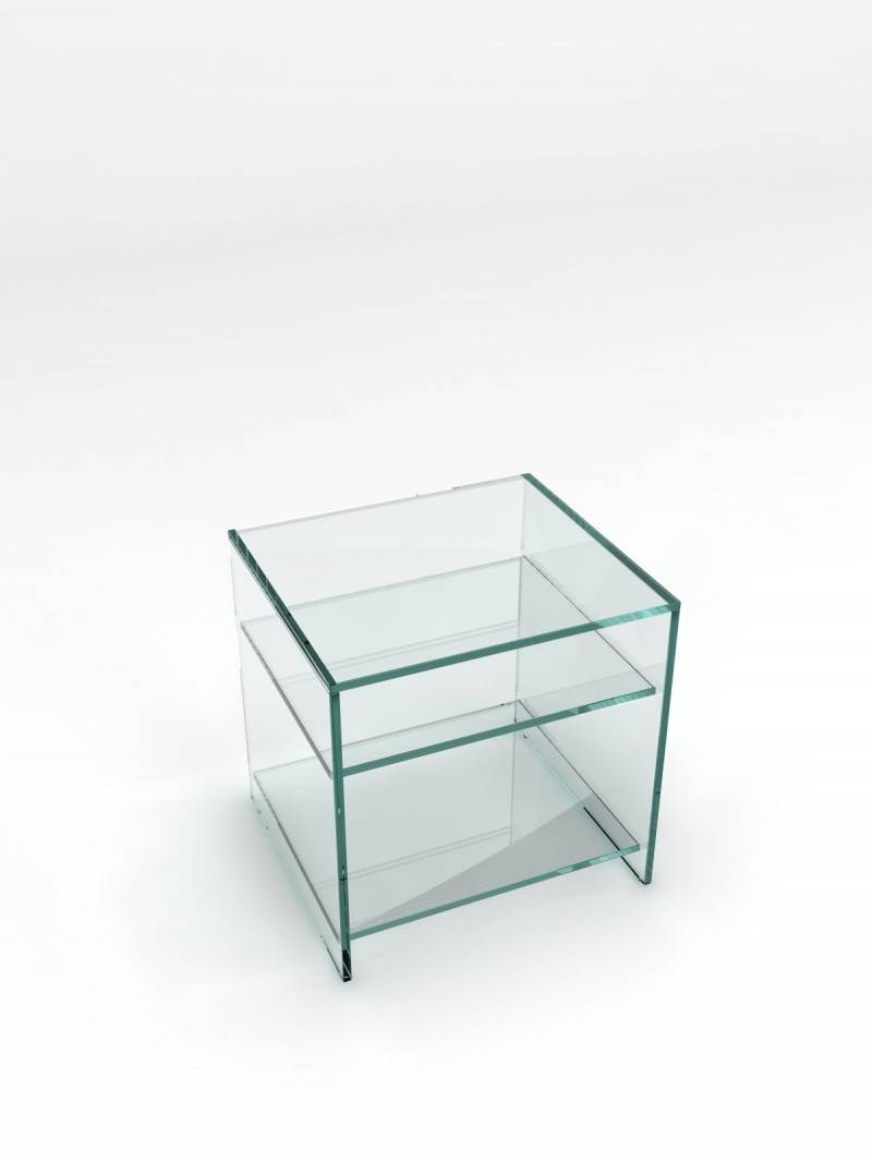 15 Collection Of Glass Coffee Table With Shelf