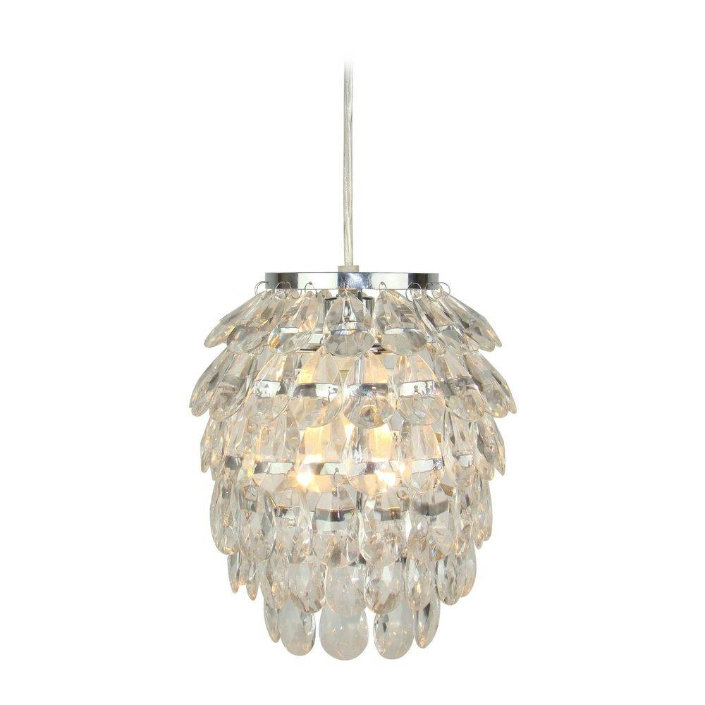 Crystal Mini Pendant Lighting - Baby-Exit within Unique Mini Pendant Lights (Image 2 of 15)