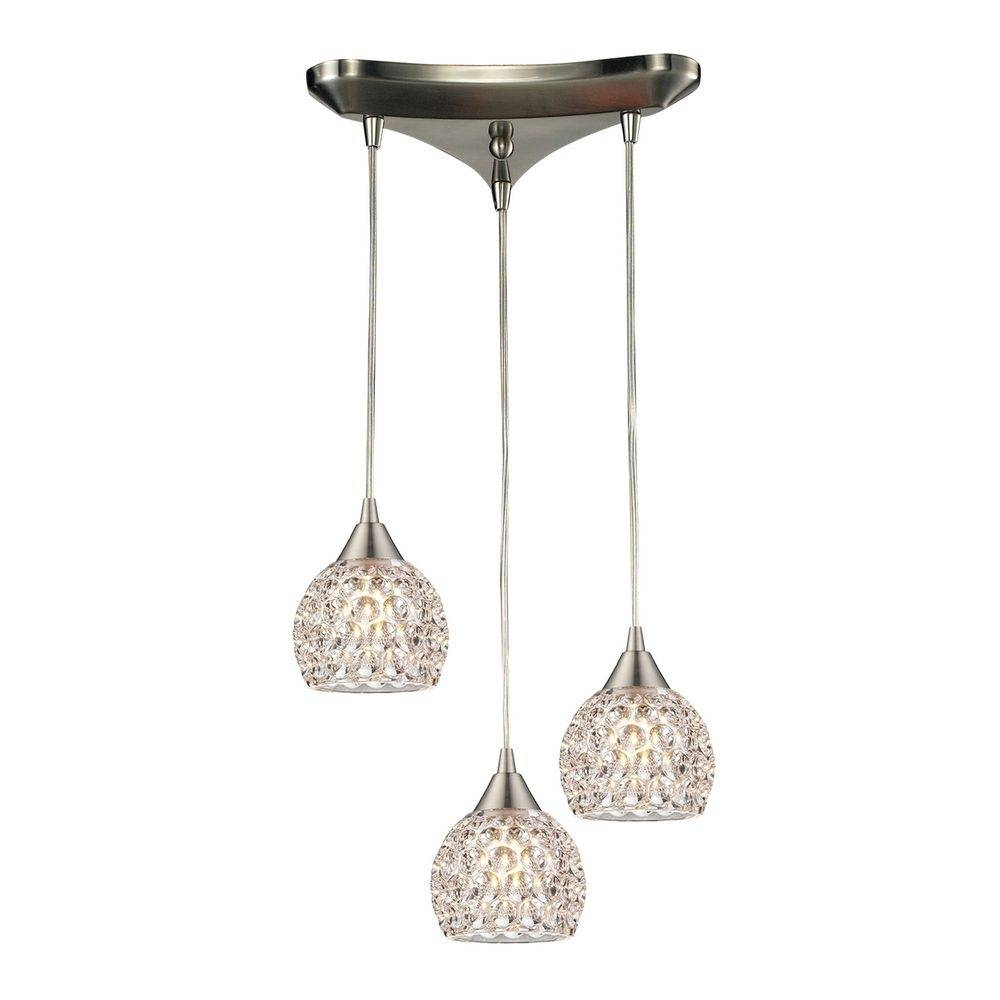 Crystal Mini Pendant Lights | Crystal Hanging Lights pertaining to Crystal Pendant Lights (Image 2 of 15)