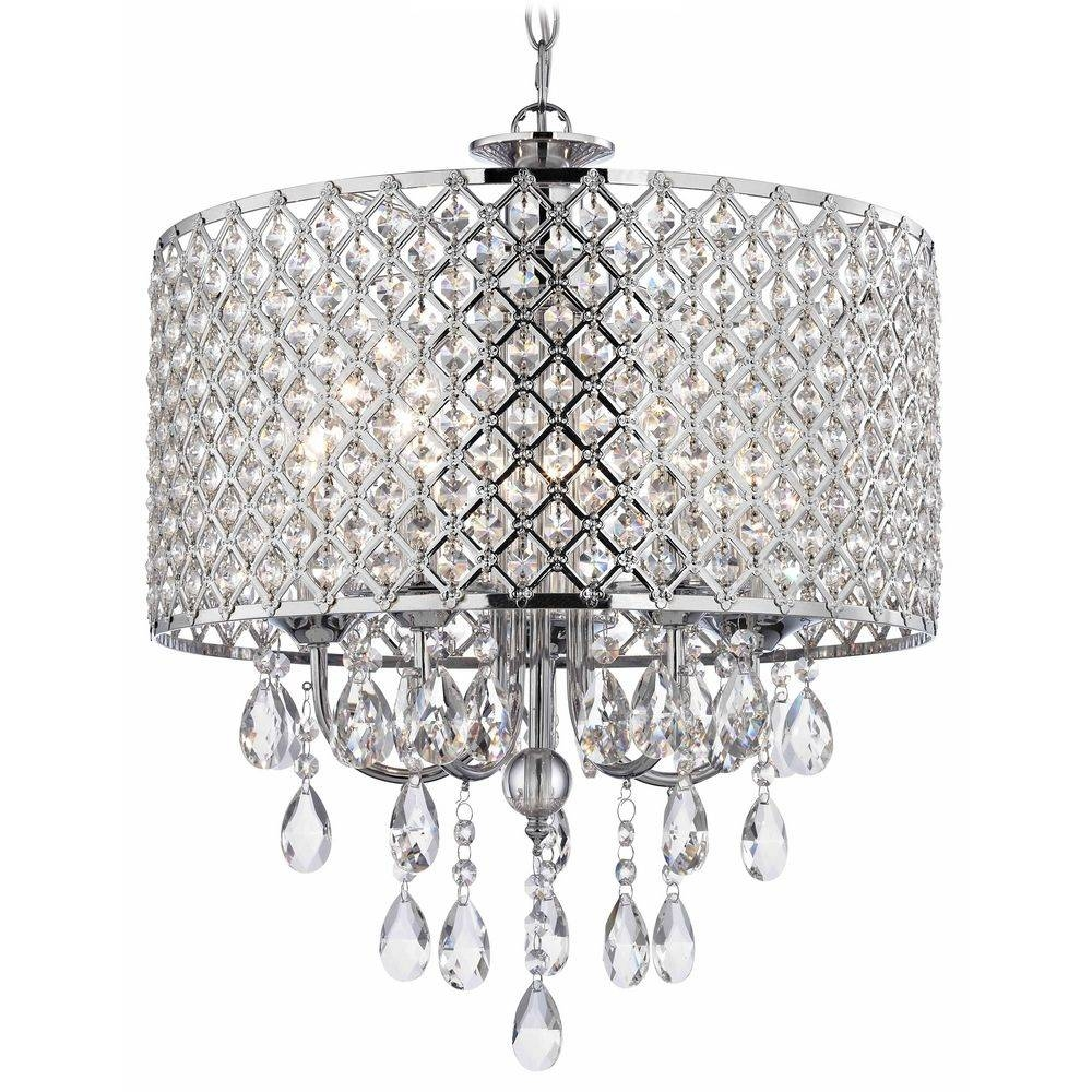 Crystal Pendant Lights | Destination Lighting within Crystal Pendant Lights (Image 6 of 15)