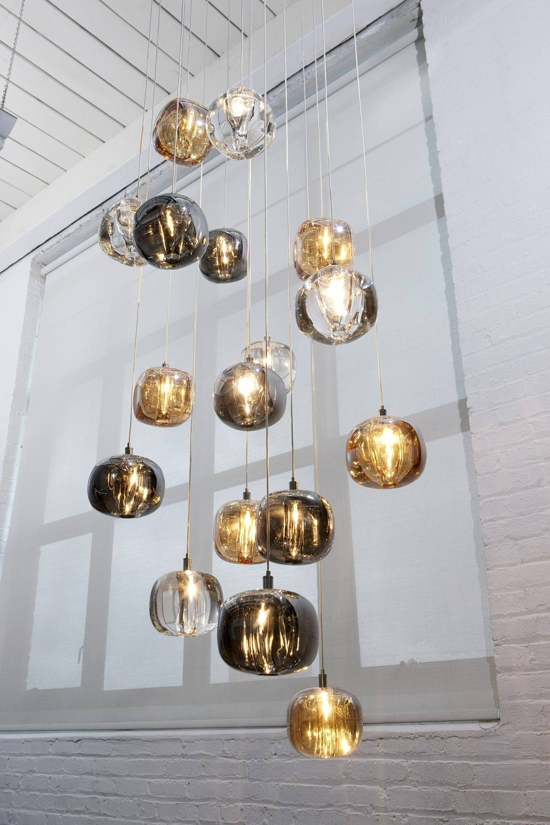 Cubie Pendant Light Lightplan » Archipro regarding Bolio Pendant Lights (Image 13 of 15)