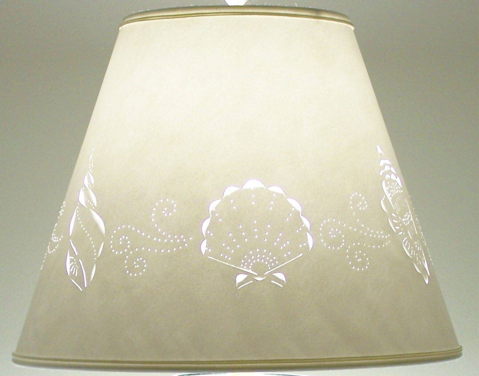 Custom Lamp Shades | Custommade with regard to Shell Lights Shades (Image 6 of 15)