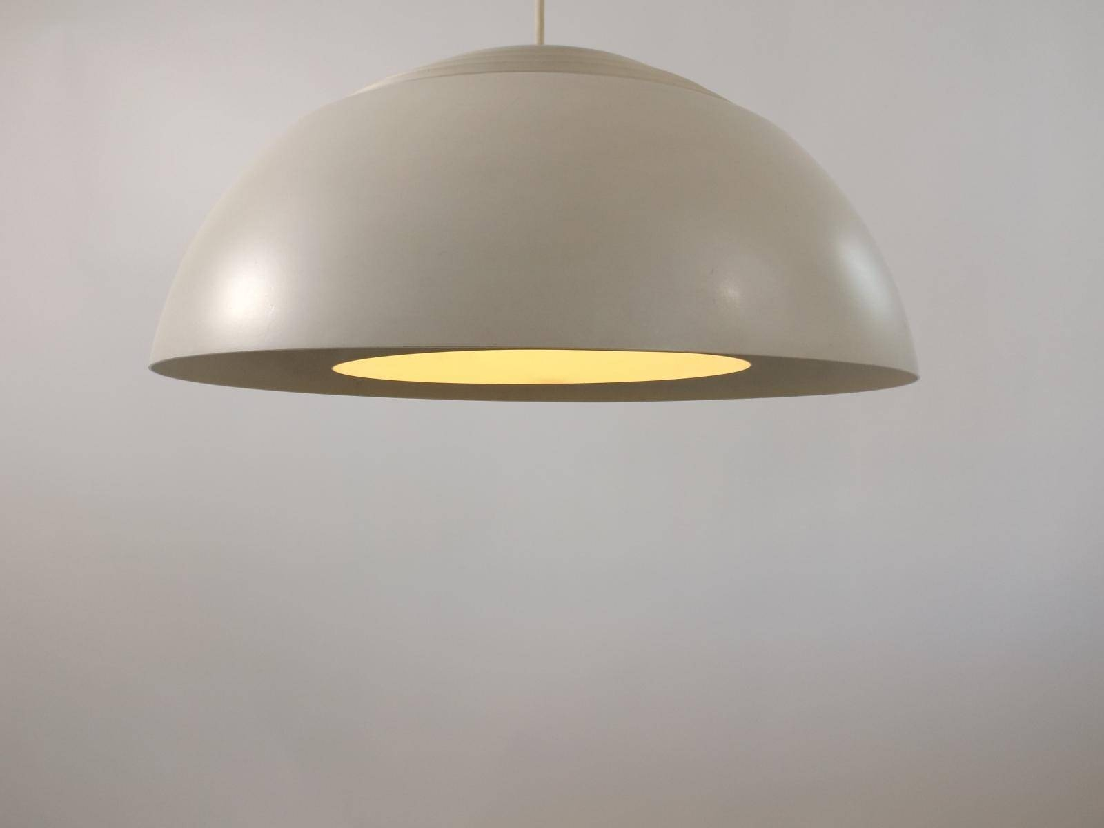 Danish Aj Royal Pendant Lightarne Jacobsen For Louis Poulsen with 1960S Pendant Lighting (Image 2 of 15)