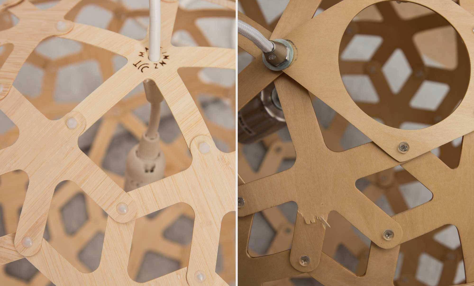 David Trubridge Resolves Dispute Over Fake Pendant Lamps – Design In Coral Pendant Lights (View 7 of 15)