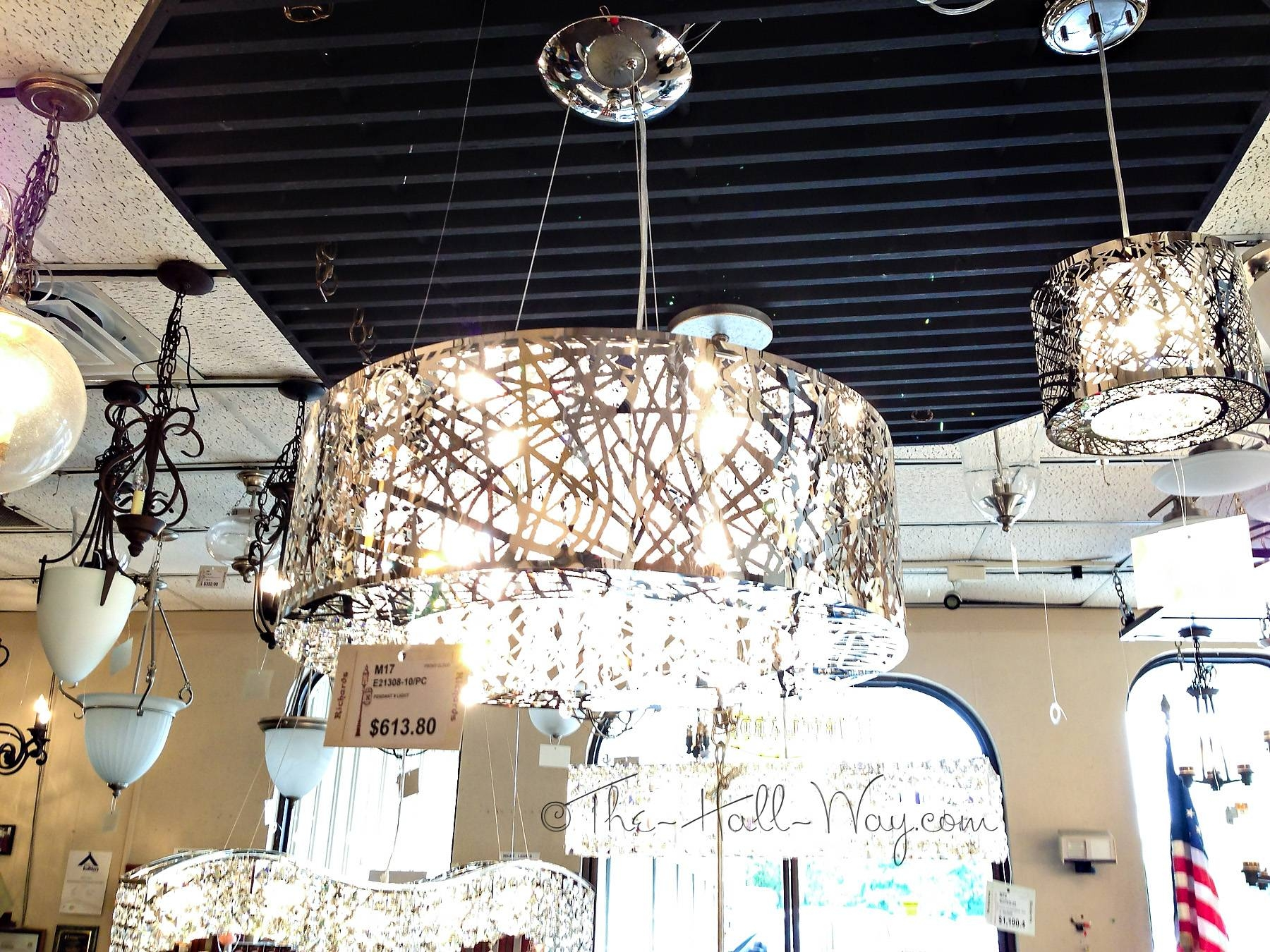 Day Trip | The Hall Way For Inca 9 Light Pendants (View 4 of 15)