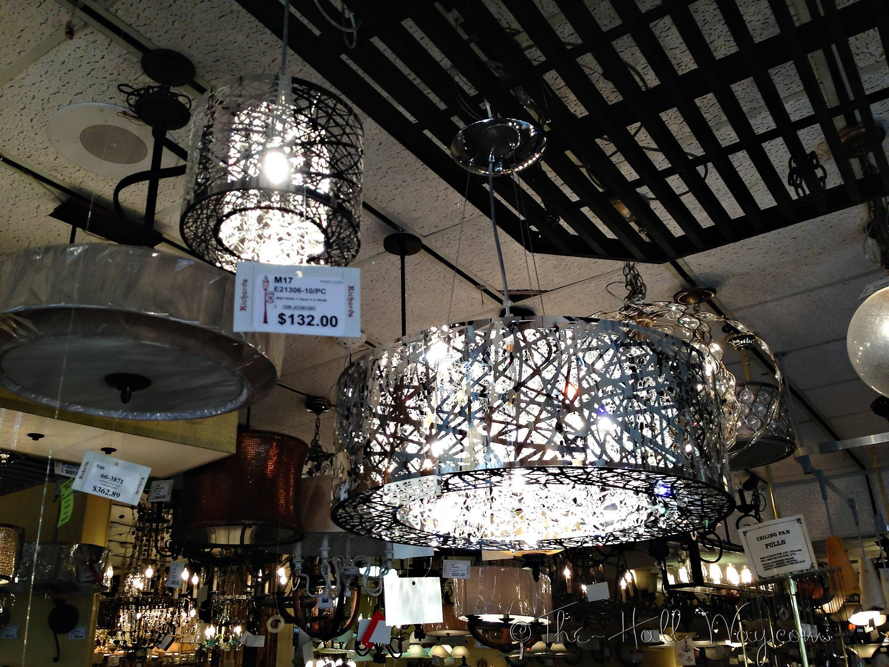 Day Trip | The Hall Way Within Inca 9 Light Pendants (View 5 of 15)