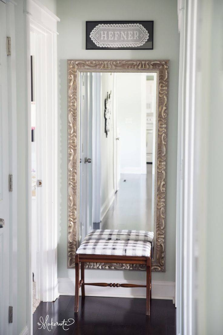 Decor : 69 Hallway Decorating Ideas With Mirrors Hallway Mirror in Long Mirrors For Hallway (Image 7 of 15)