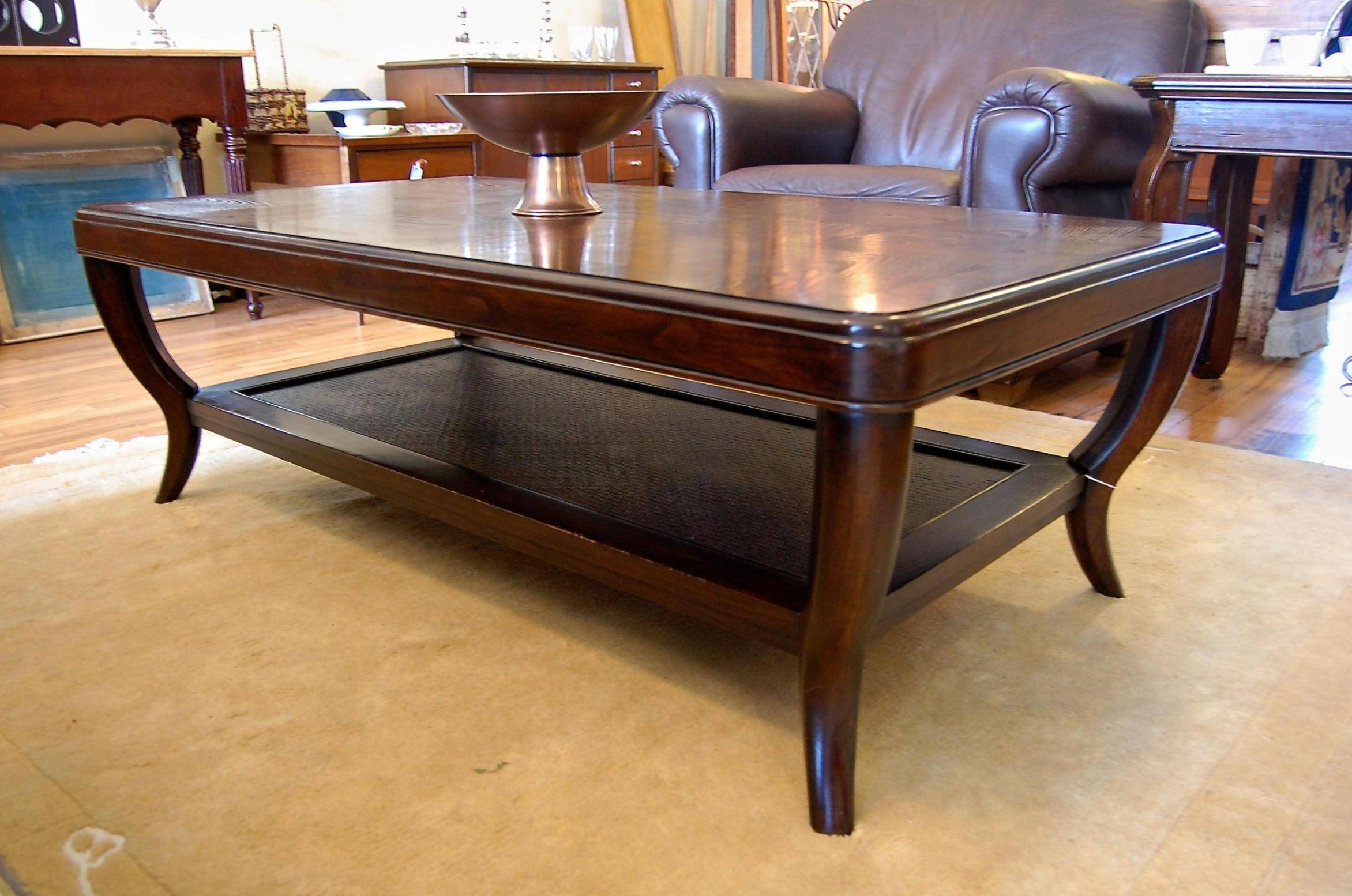 Decor: Wood Coffee Table With Drawers And Oversized Coffee Table regarding Huge Coffee Tables (Image 8 of 15)