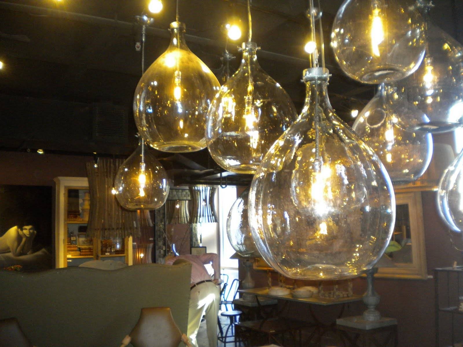 Decorating: Romantic Interior Home Design With Bobo Intriguing in Wine Jug Pendant Lights (Image 7 of 15)