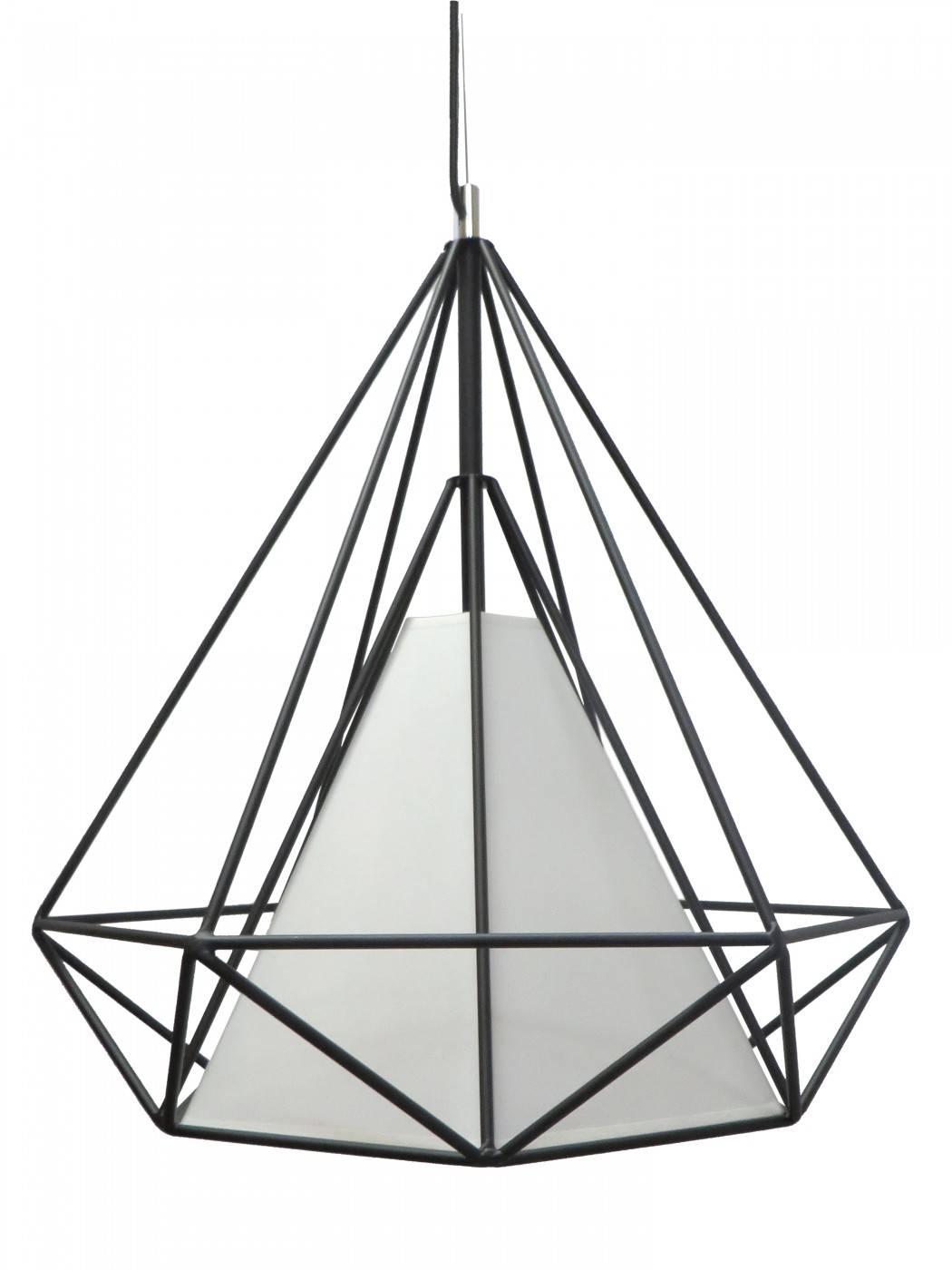 Delight Shade pertaining to Himmeli Pendant Lights (Image 5 of 15)