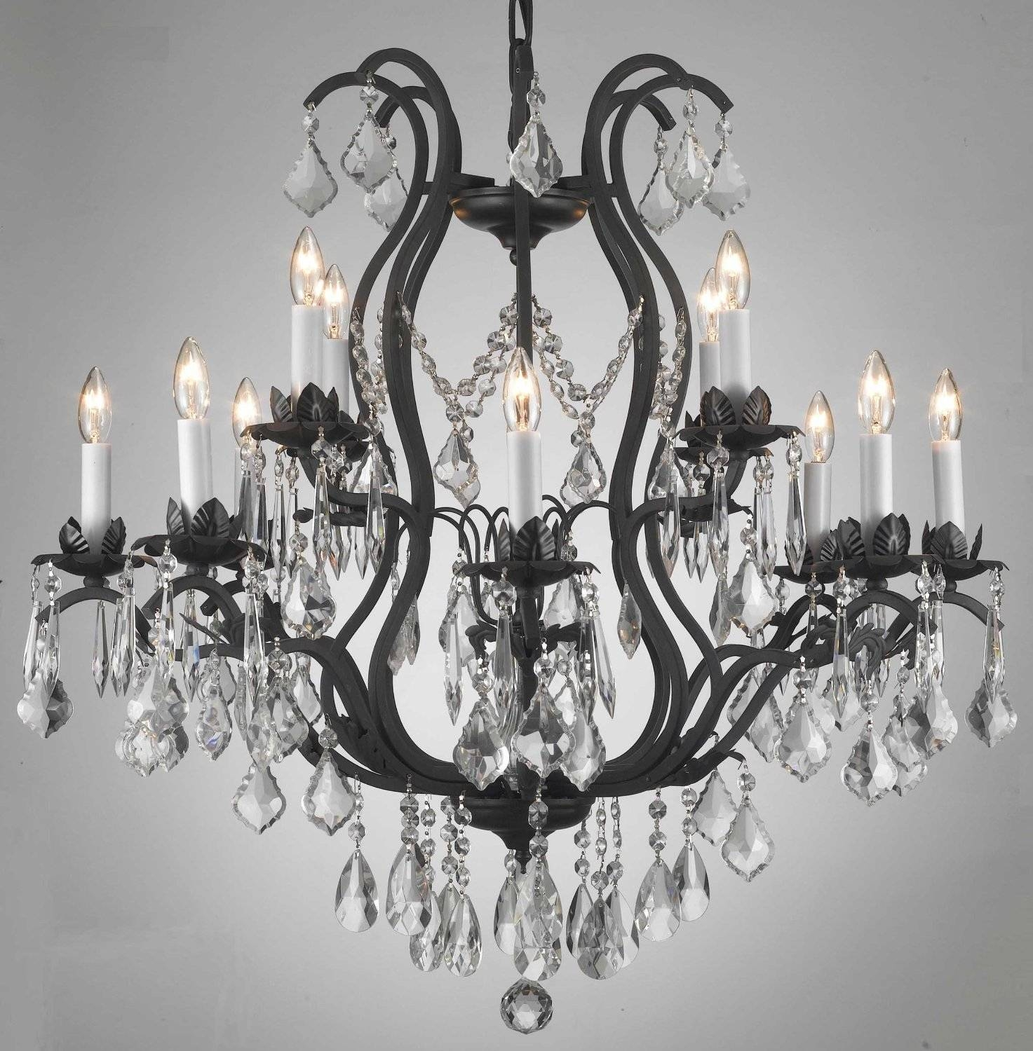 Design Ideas For Gothic Chandelier #18835 with Wrought Iron Lights Australia (Image 8 of 15)