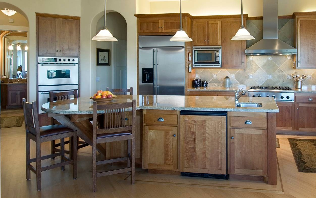 Design Ideas For Hanging Pendant Lights Over A Kitchen Island Within Kitchen Island Single Pendant Lighting (View 13 of 15)