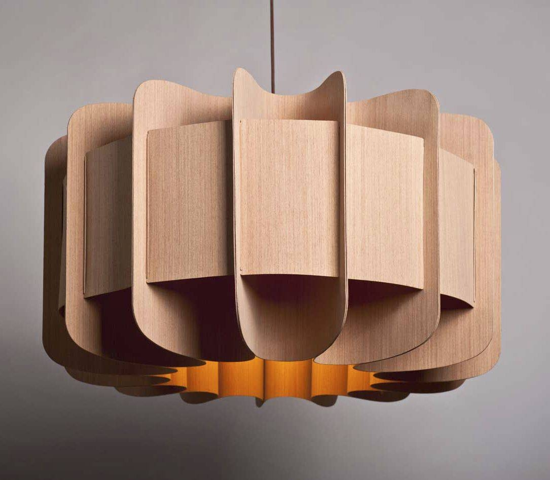 Design Ideas: Interior Decorating And Home Design Ideas.. Loggr for Wooden Pendant Lights Australia (Image 5 of 15)