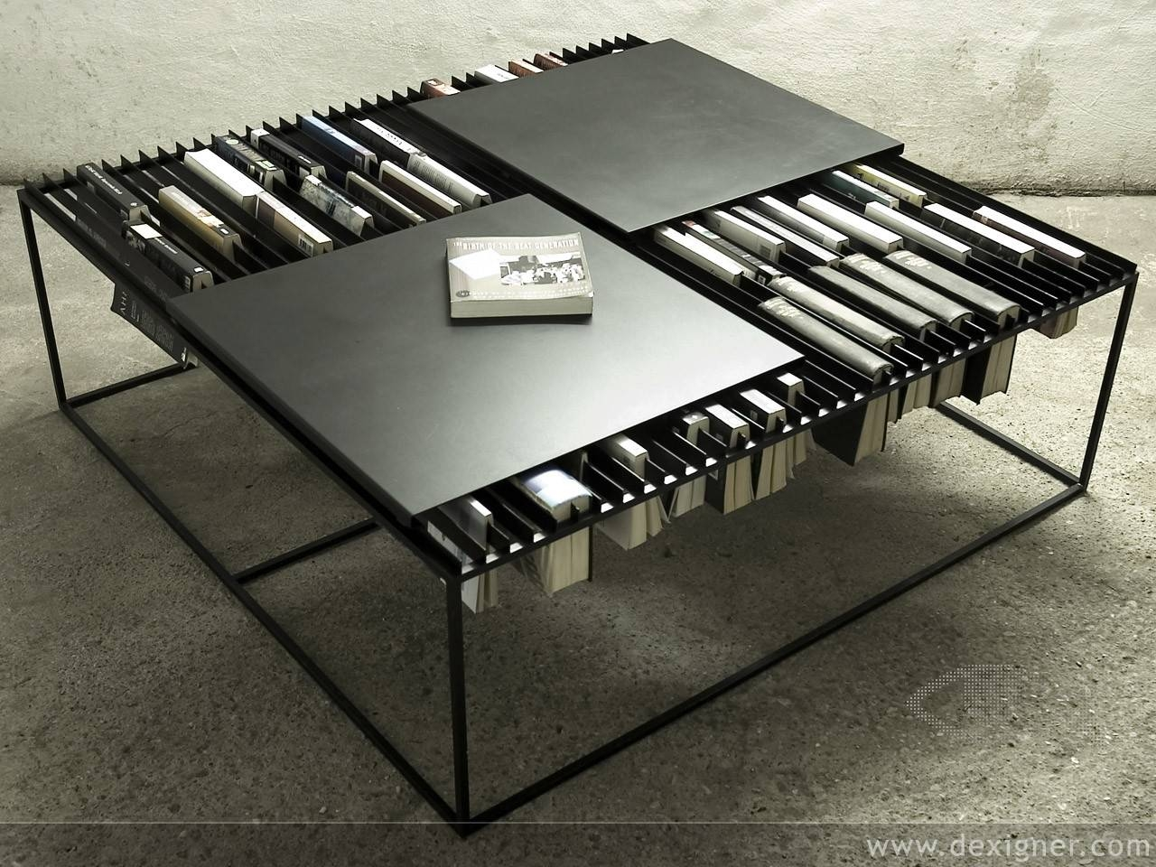Designer Coffee Table intended for Exclusive Coffee Tables (Image 12 of 15)
