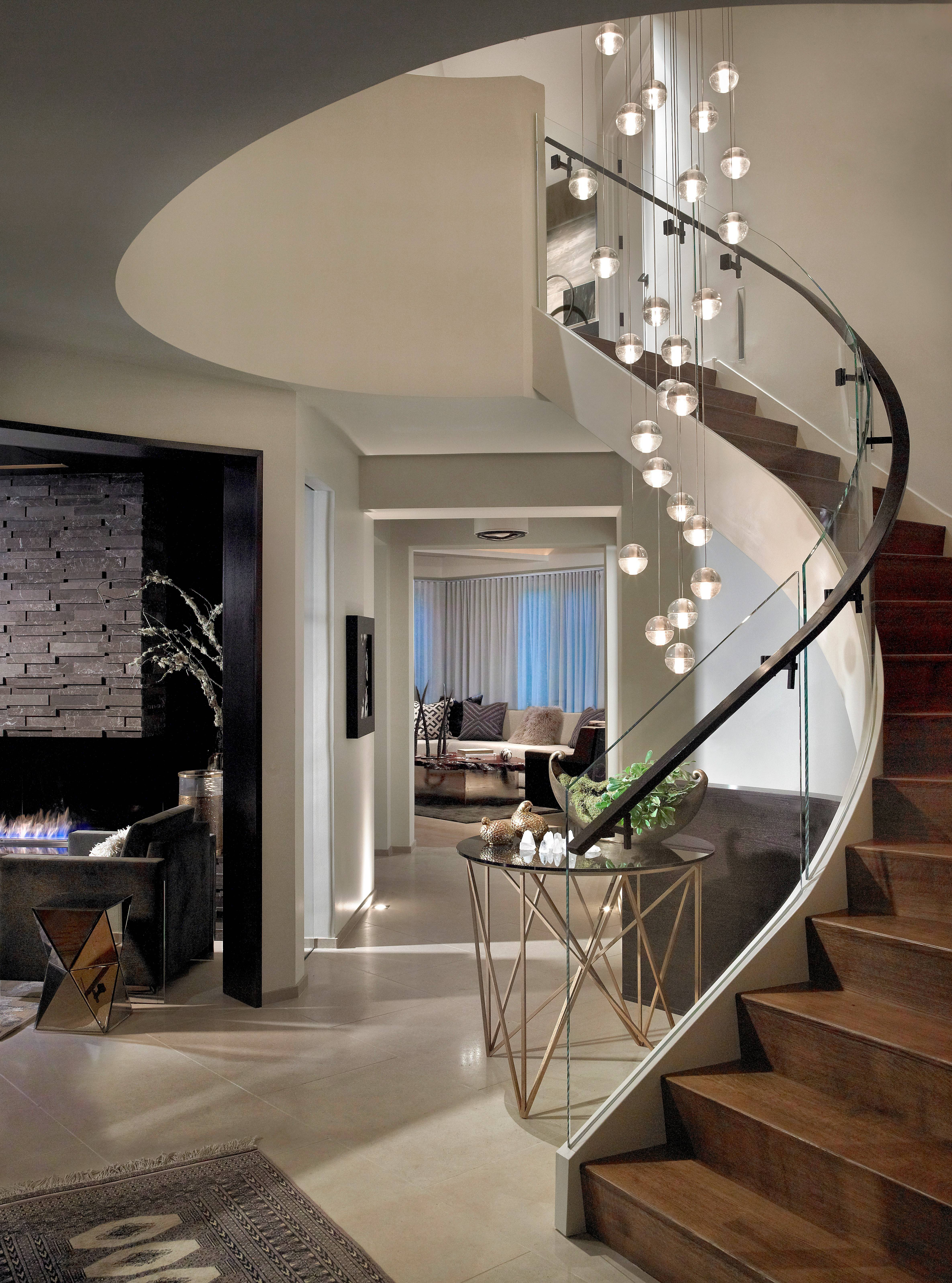 elegant track lighting. Dining Room: Modern Interior Lighting Designlightology Within Elegant Track (Image 1 Of 15