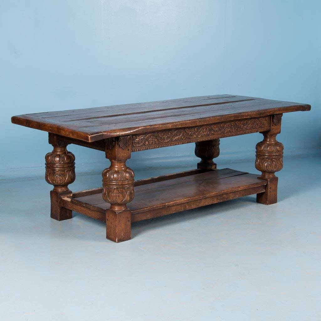Dining Room Tables | Scandinavian Antiques Within Jacobean Coffee Tables (View 5 of 15)