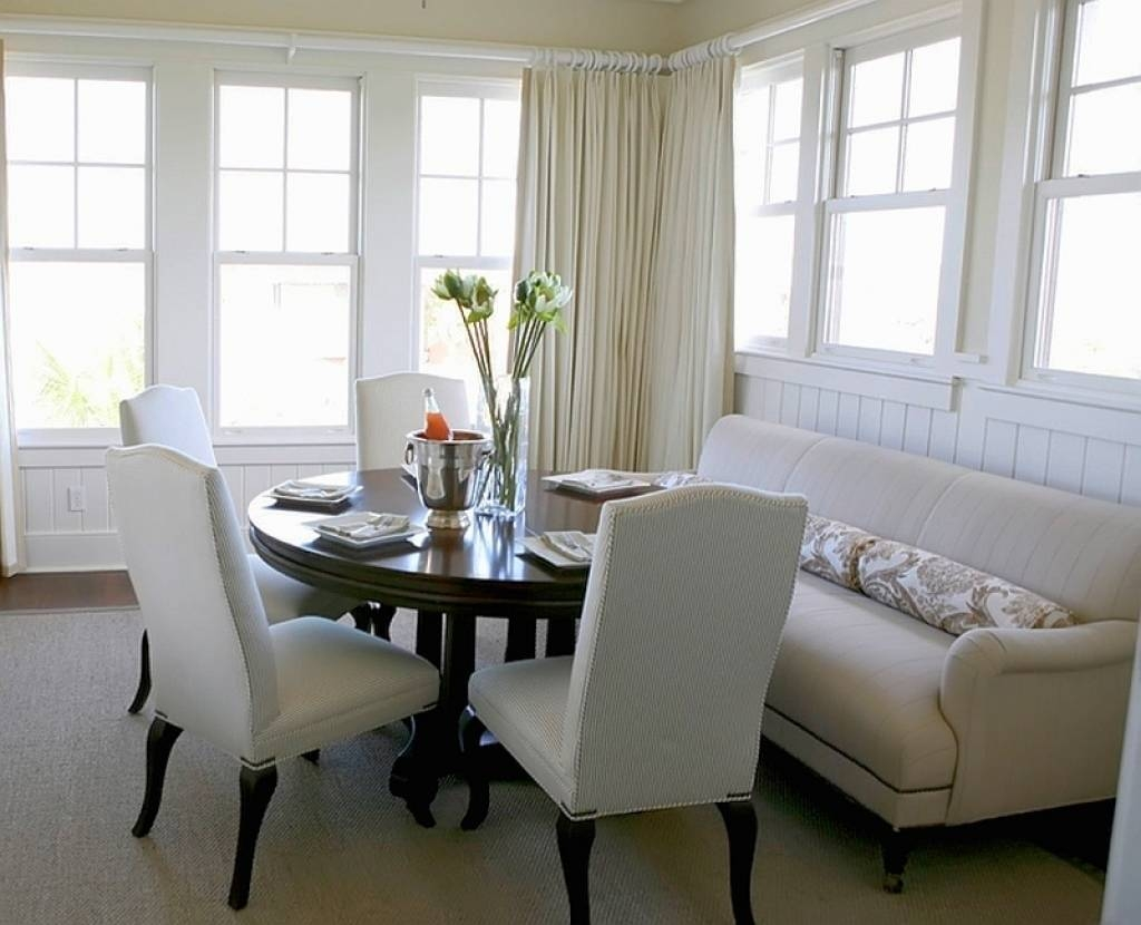 Dining Table With Sofa | Dining Rooms for Dining Sofa Chairs (Image 9 of 15)