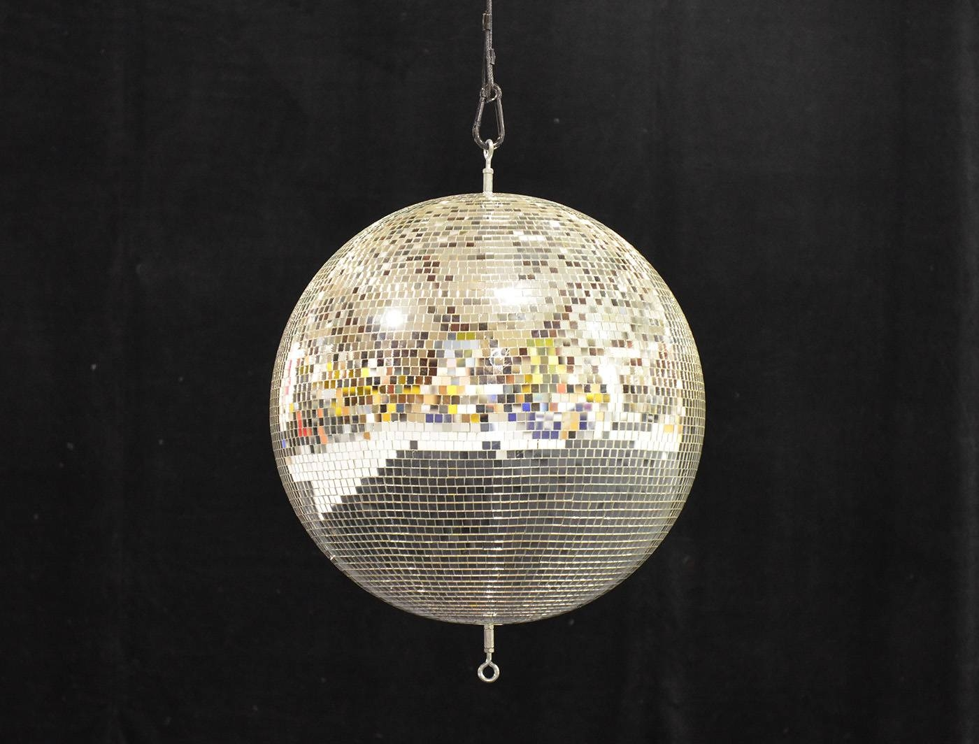 Disco Ball | Rental Backdrops & Rental Decor From Atomic Design pertaining to Disco Ball Ceiling Lights Fixtures (Image 9 of 15)