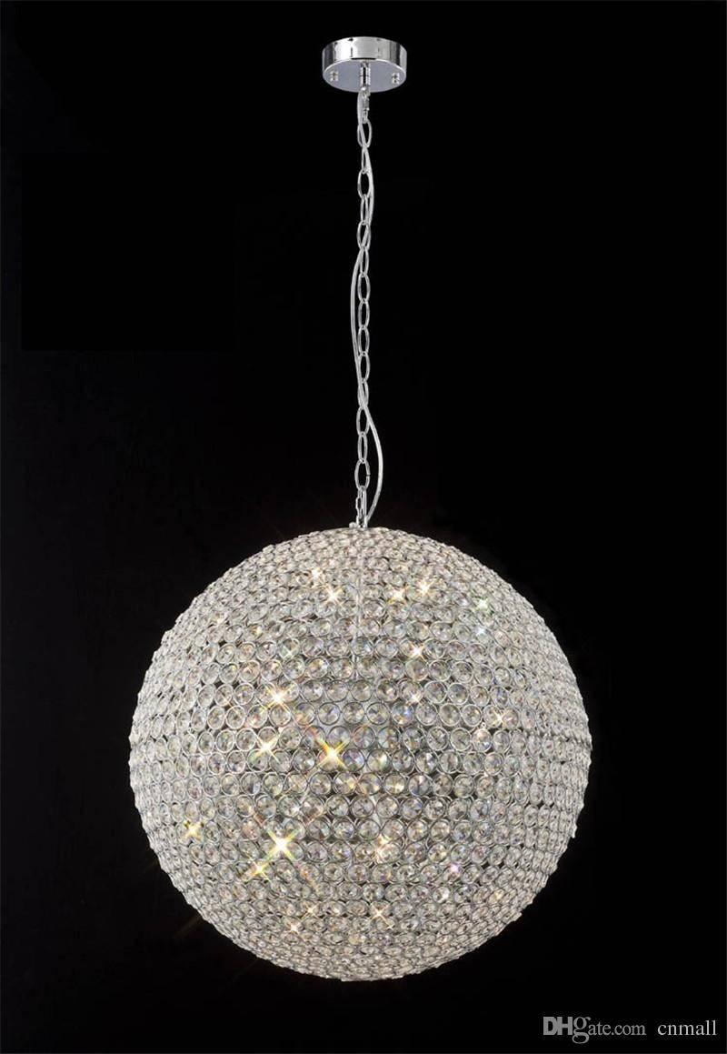 15 Ideas Of Crystal Pendant Lights