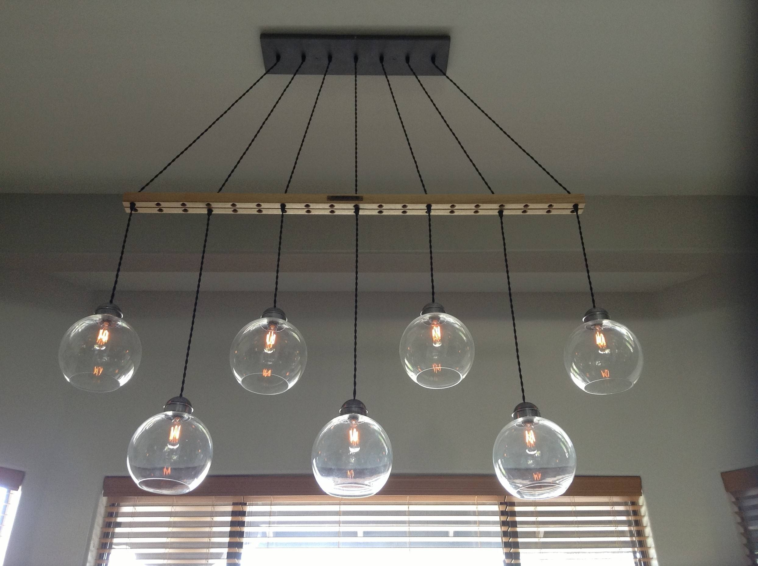 Diy Pendant Light With Unique And Sparkling Design inside Diy Multi Pendant Lights (Image 6 of 15)