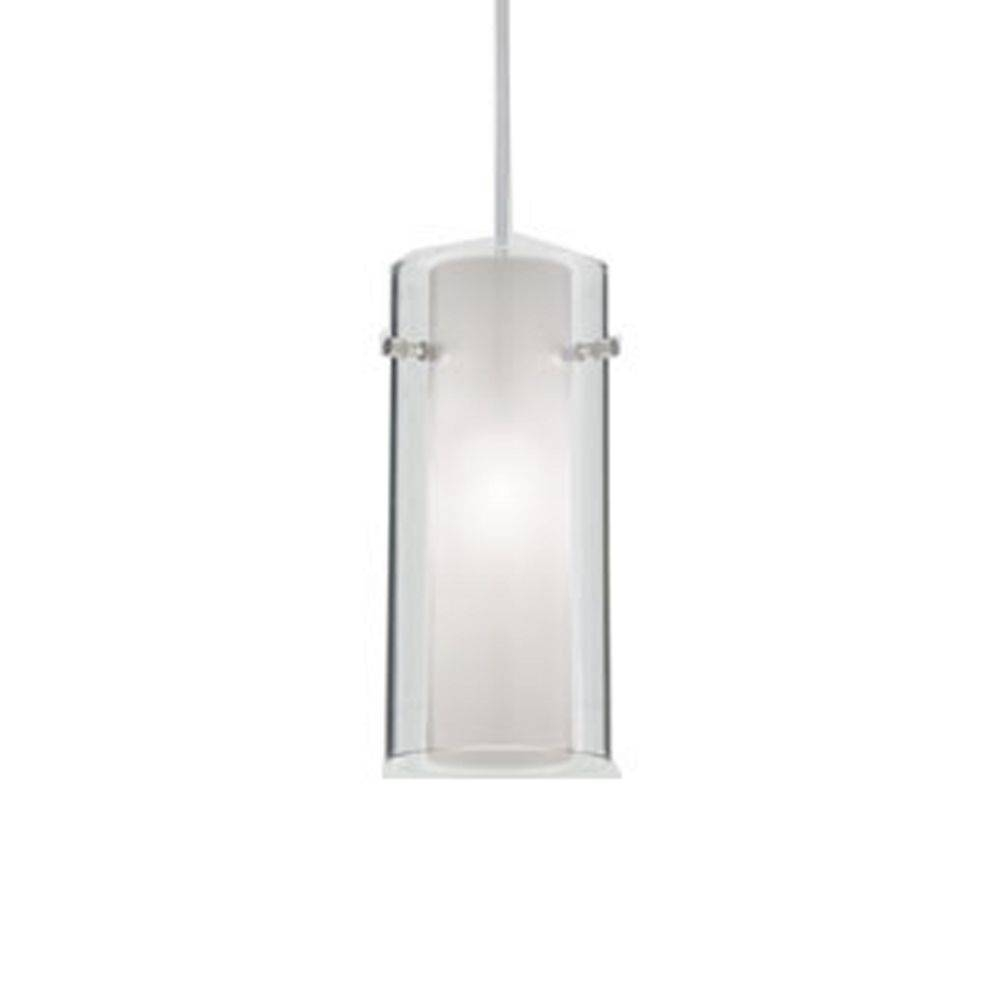 Double Shade Art Glass Low Voltage Mini-Pendant Light | Dpend Mf within Halogen Mini Pendant Lights (Image 5 of 15)