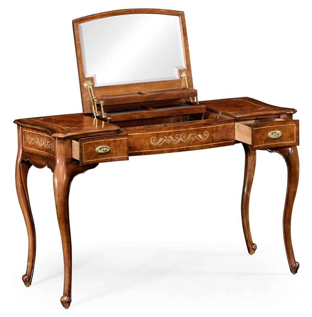 Dressing Table With Mirror. Luxury Furniture. 599328 for Art Nouveau Dressing Table Mirrors (Image 7 of 15)