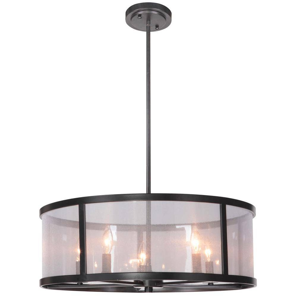 Drum Pendant Light. Shallow Drum Pendant Light Modern Glass with Black Drum Pendant Lights (Image 12 of 15)