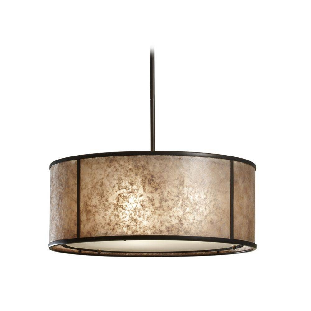 Drum Pendant Lighting | Home Designs for Drum Pendant Lights (Image 4 of 15)
