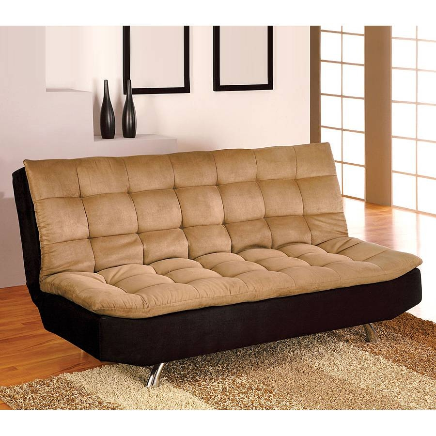 ▻ Sofa : 26 Microfiber Sectional Sofa Beds Living Rooms Inside Futon Couch Beds (View 14 of 15)