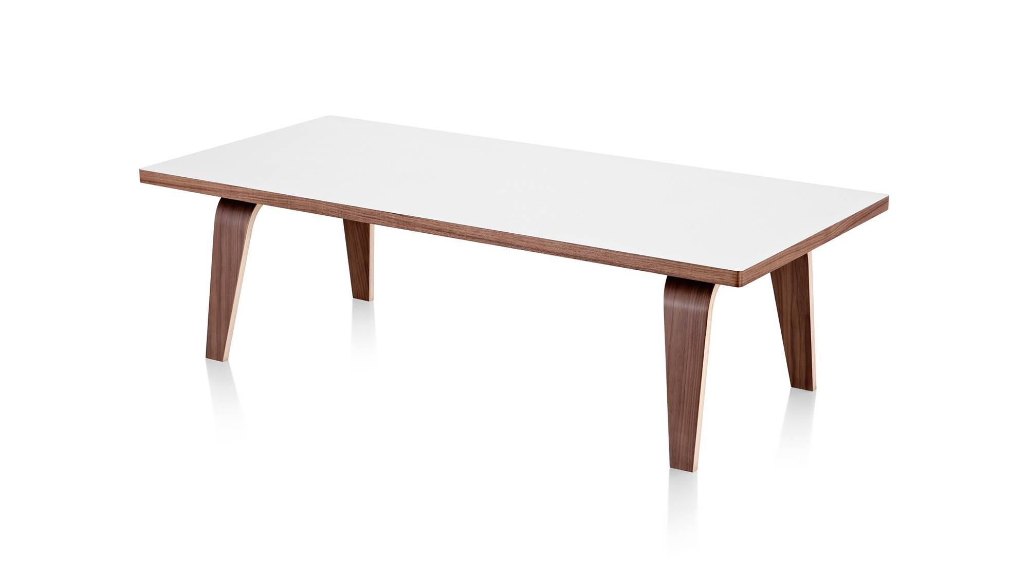 Eames Rectangular Coffee Table - Herman Miller inside Rectangular Coffee Tables (Image 7 of 15)