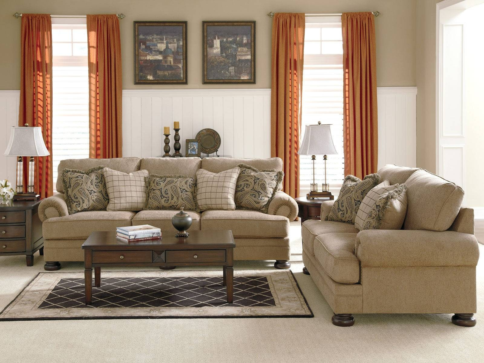 Easy Oversized Living Room Furniture Ideas — Liberty Interior Inside Oversized Sofa Chairs (View 6 of 15)