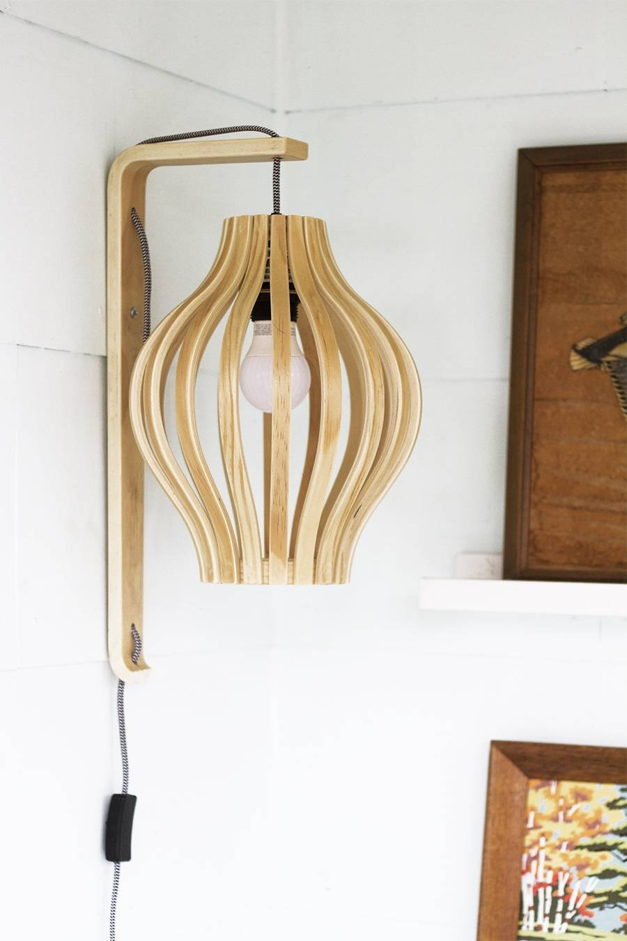 Easy Target Hack throughout Bentwood Lighting (Image 6 of 15)