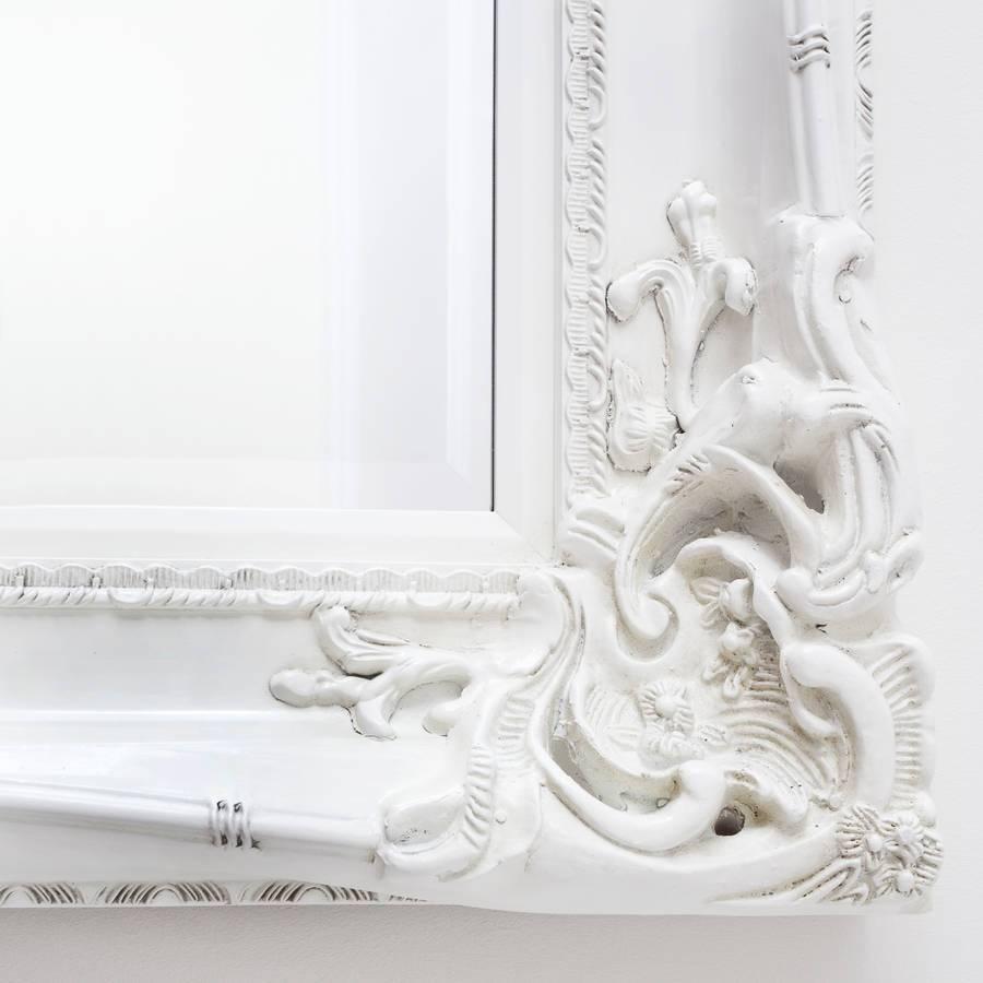 Popular Photo of Elaborate Mirrors