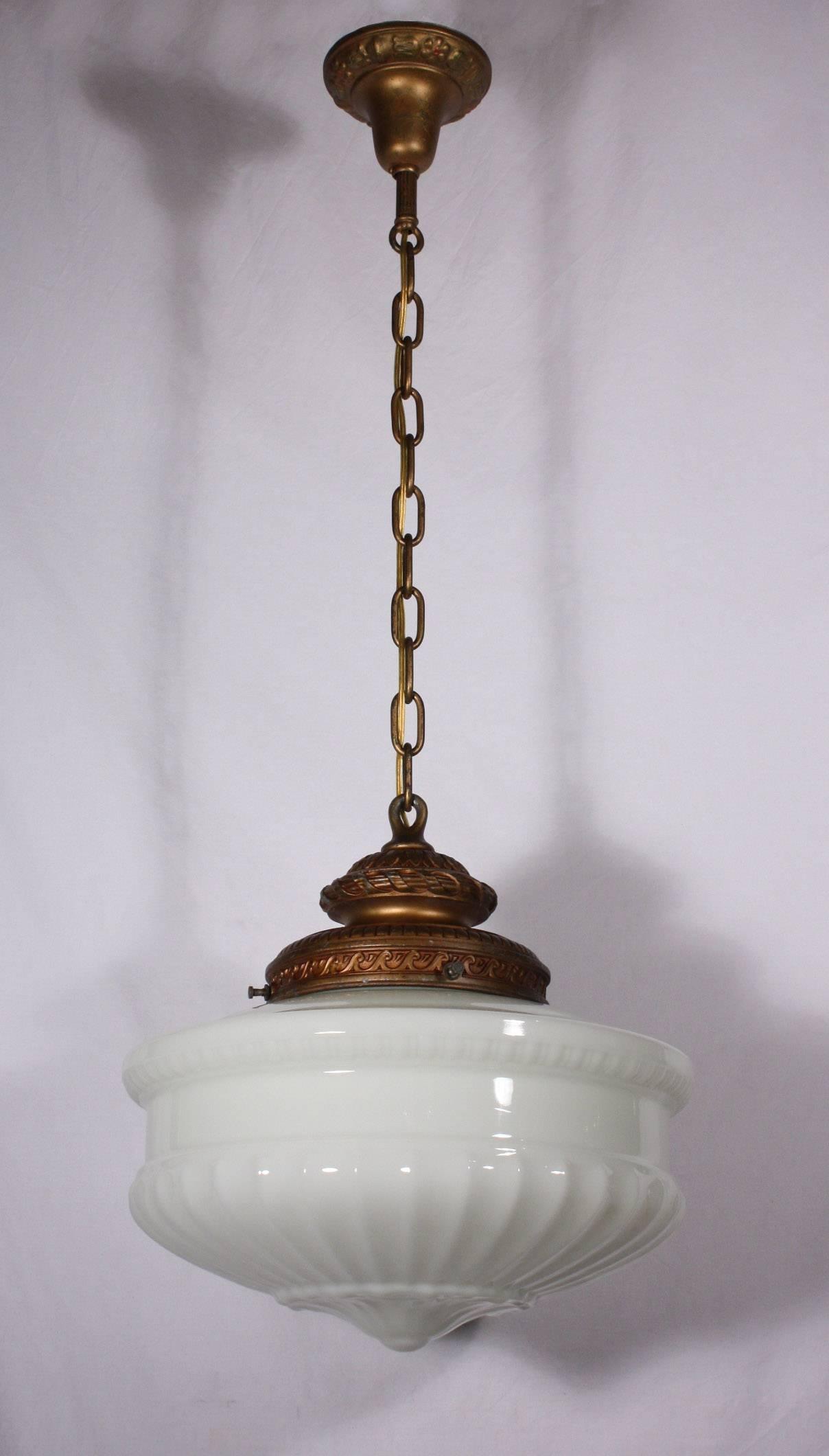 Elegant Milk Glass Pendant Light 41 On Rustic Mini Pendant Lights regarding Milk Glass Pendant Lights (Image 7 of 15)