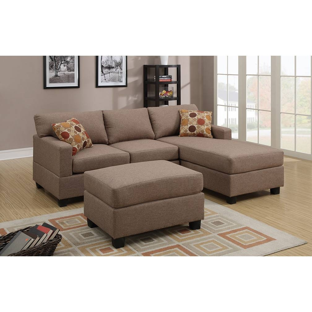 Elegant Small Scale Sectional Sofa With Chaise 80 For Your within Mitchell Gold Clifton Sectional Sofas (Image 5 of 15)