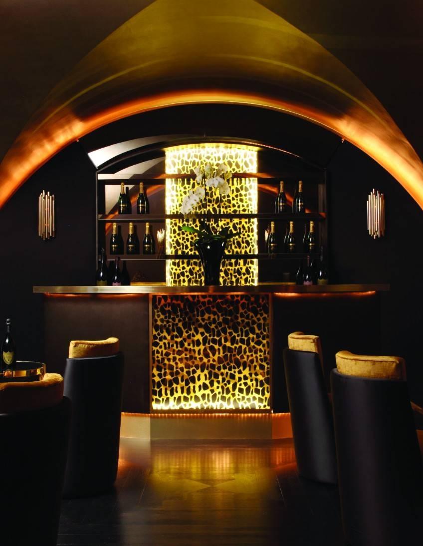 Enlightened Meals: Lighting Fixtures In Restaurant Decor regarding Restaurant Lighting Fixtures (Image 5 of 15)