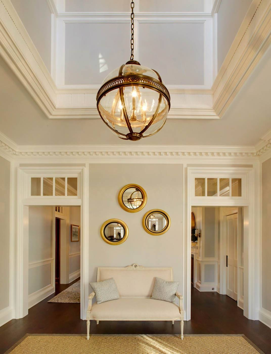 Entries Rooms That Inspire throughout Victorian Hotel Pendant Lights (Image 8 of 15)