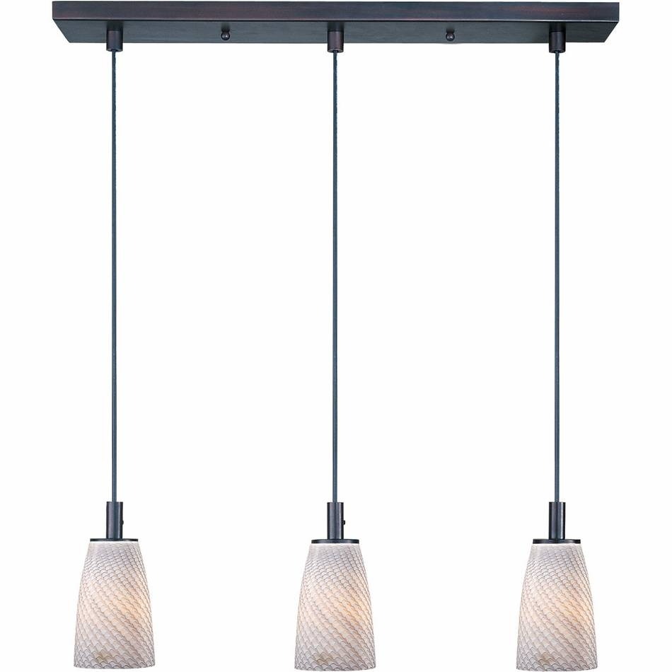 Et2 Carte 3-Light Led Pendant in 3 Pendant Lights Kits (Image 4 of 15)
