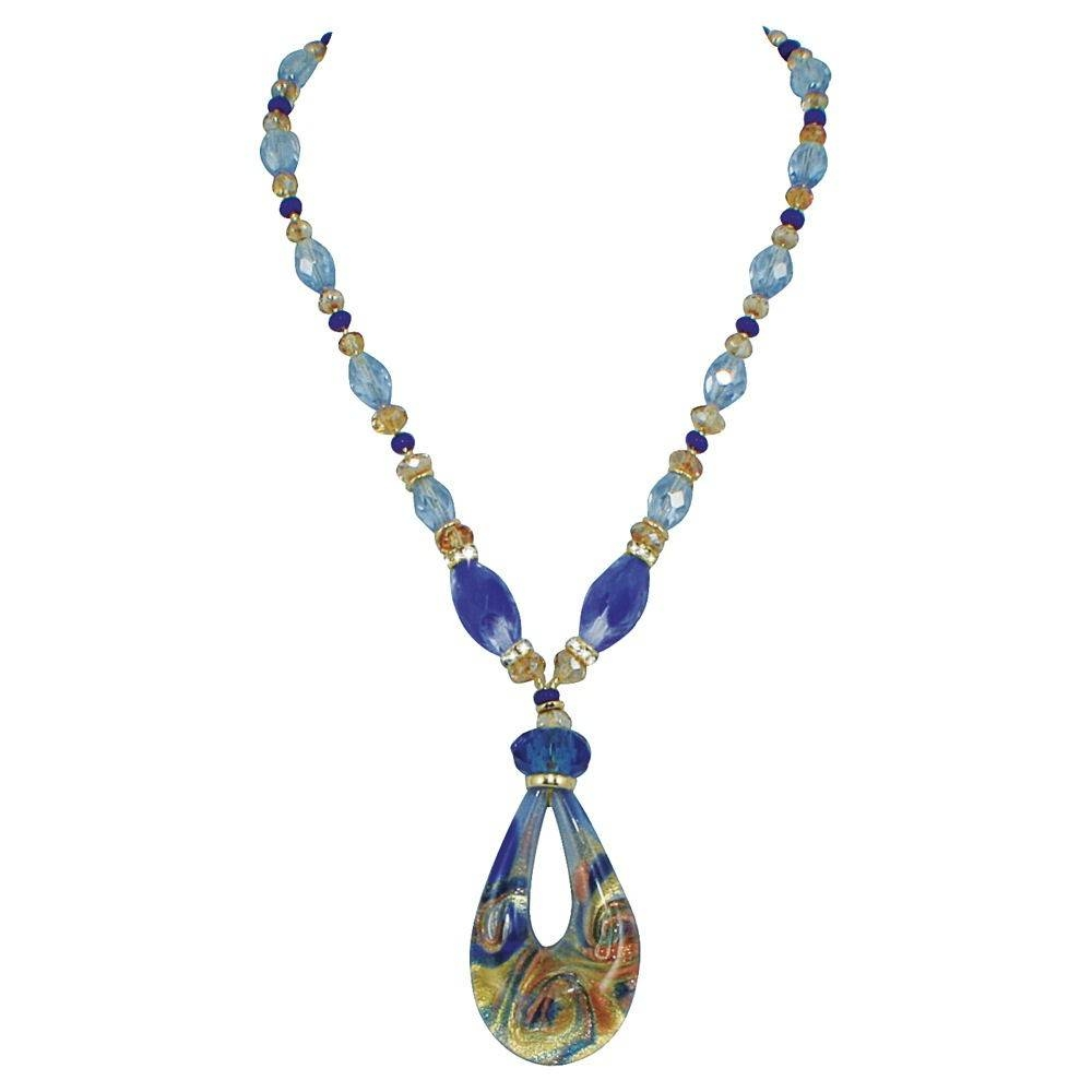 Exquisite Murano Glass Jewellery / Eternal Collection News pertaining to Venetian Glass Pendants (Image 6 of 15)
