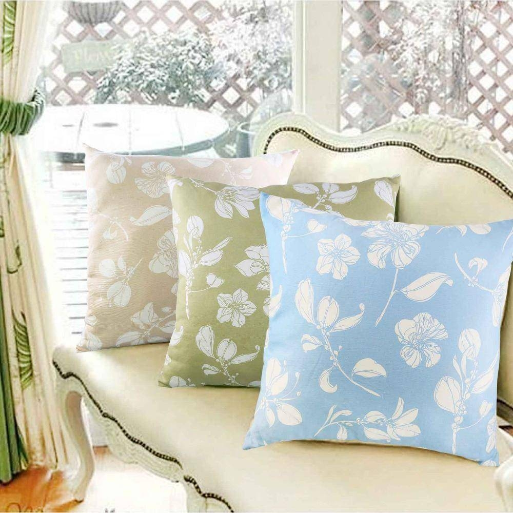 Extra Large Cushion Covers Throw Pillow Case 50X50Cm Isinotex with regard to Sofa Cushion Covers (Image 5 of 15)