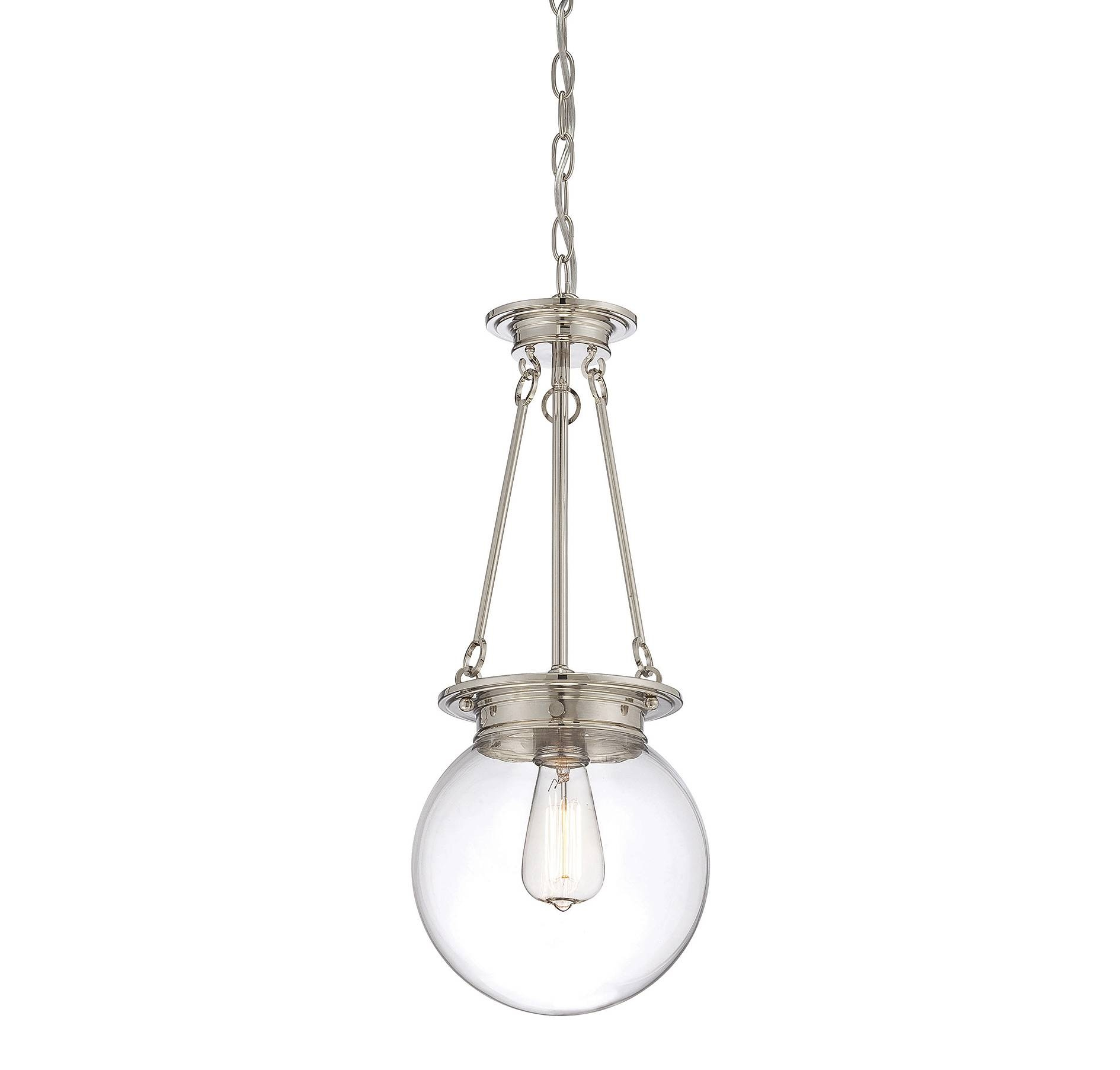 Fancy Glass Orb Pendant Light 28 With Additional Clear Glass Mini regarding Glass Orb Pendant Lights (Image 9 of 15)