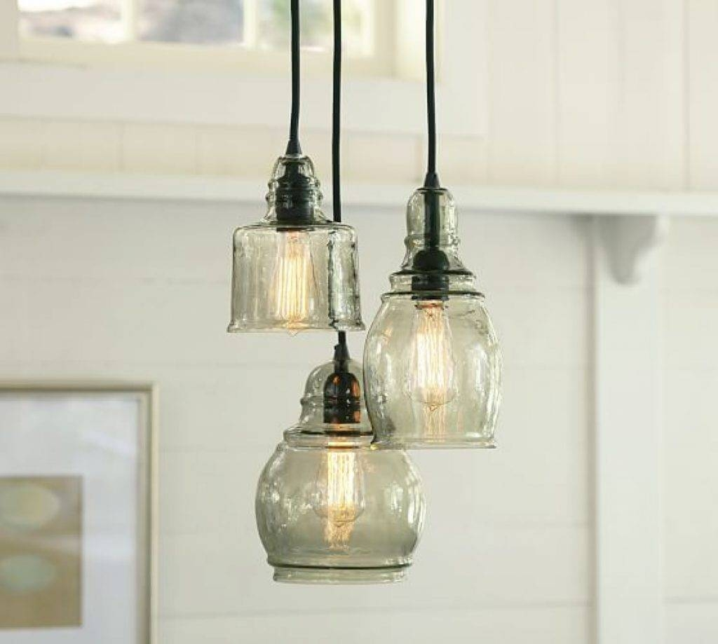Farmhouse Pendant Lights Glass — Farmhouse Design And Furniture in Paxton Pendant Lights (Image 13 of 15)