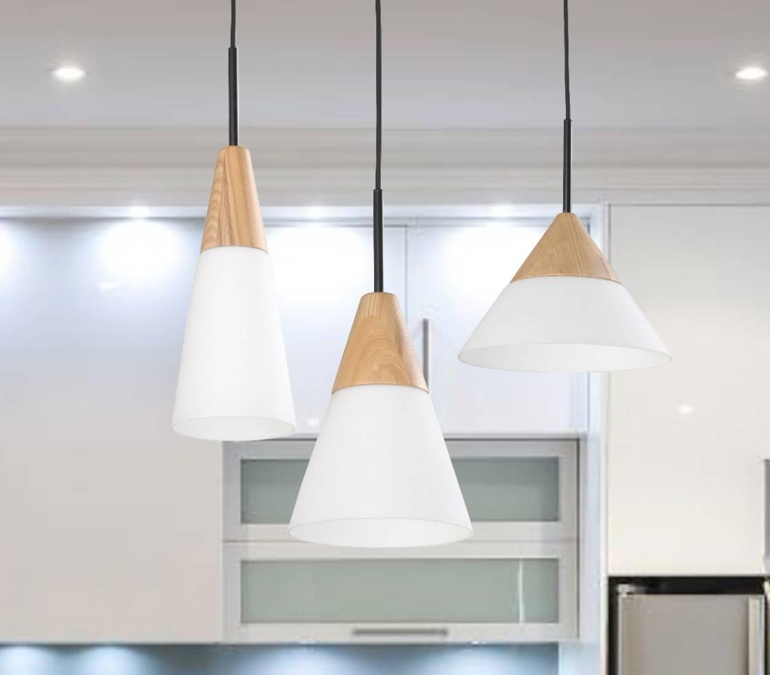 Finn Series Pendant Light (3 Sizes) – Lighting Matters with Led Pendant Lights (Image 3 of 15)