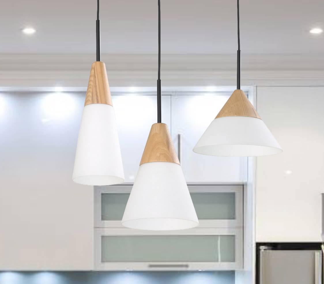 Finn Series Pendant Light (3 Sizes) – Lighting Matters With Melbourne Kitchen Pendant Lights (View 3 of 15)