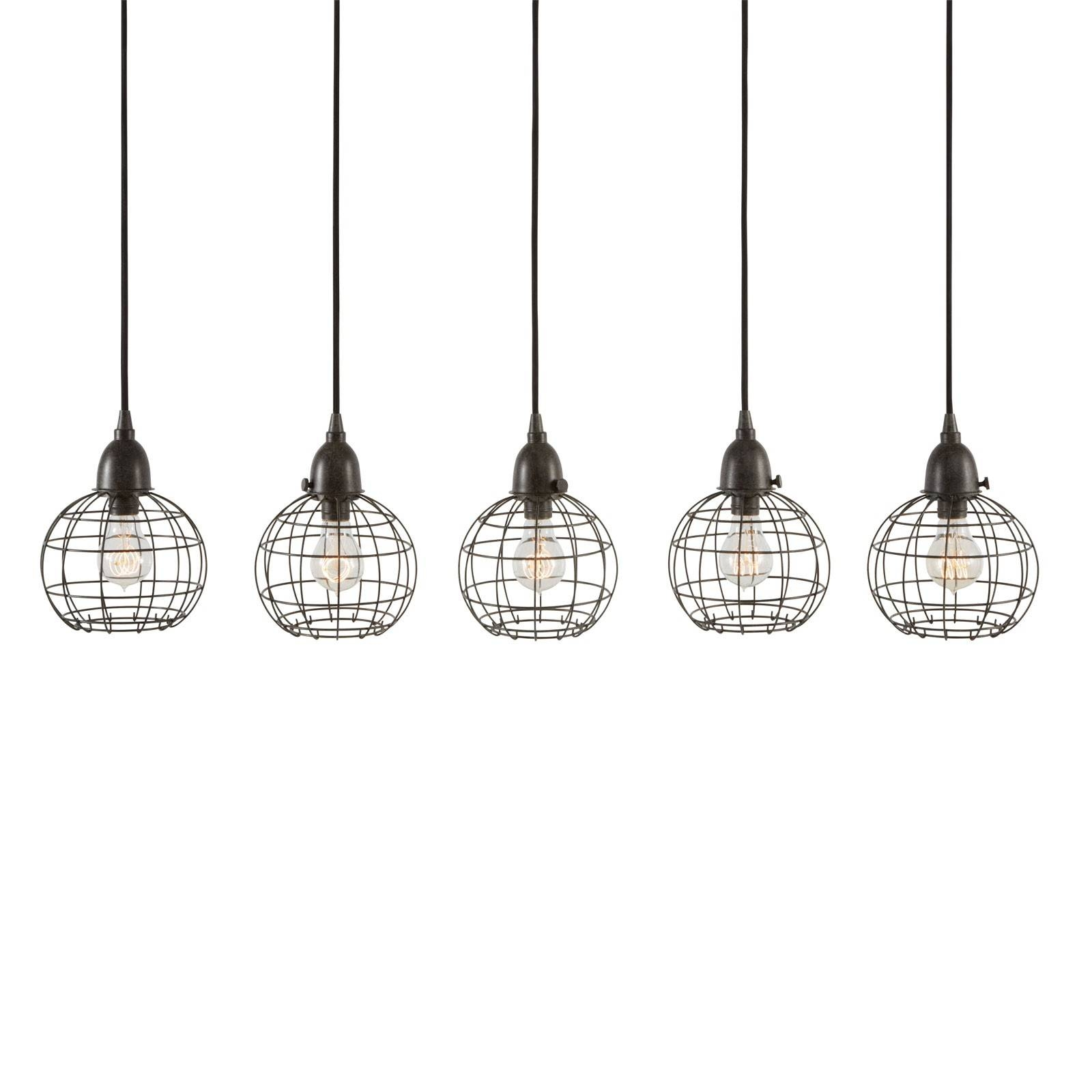 Fixtures Light : Amusing Diy Wire Cage Pendant Light , Wire Cage within Wire Ball Lights Pendants (Image 6 of 15)