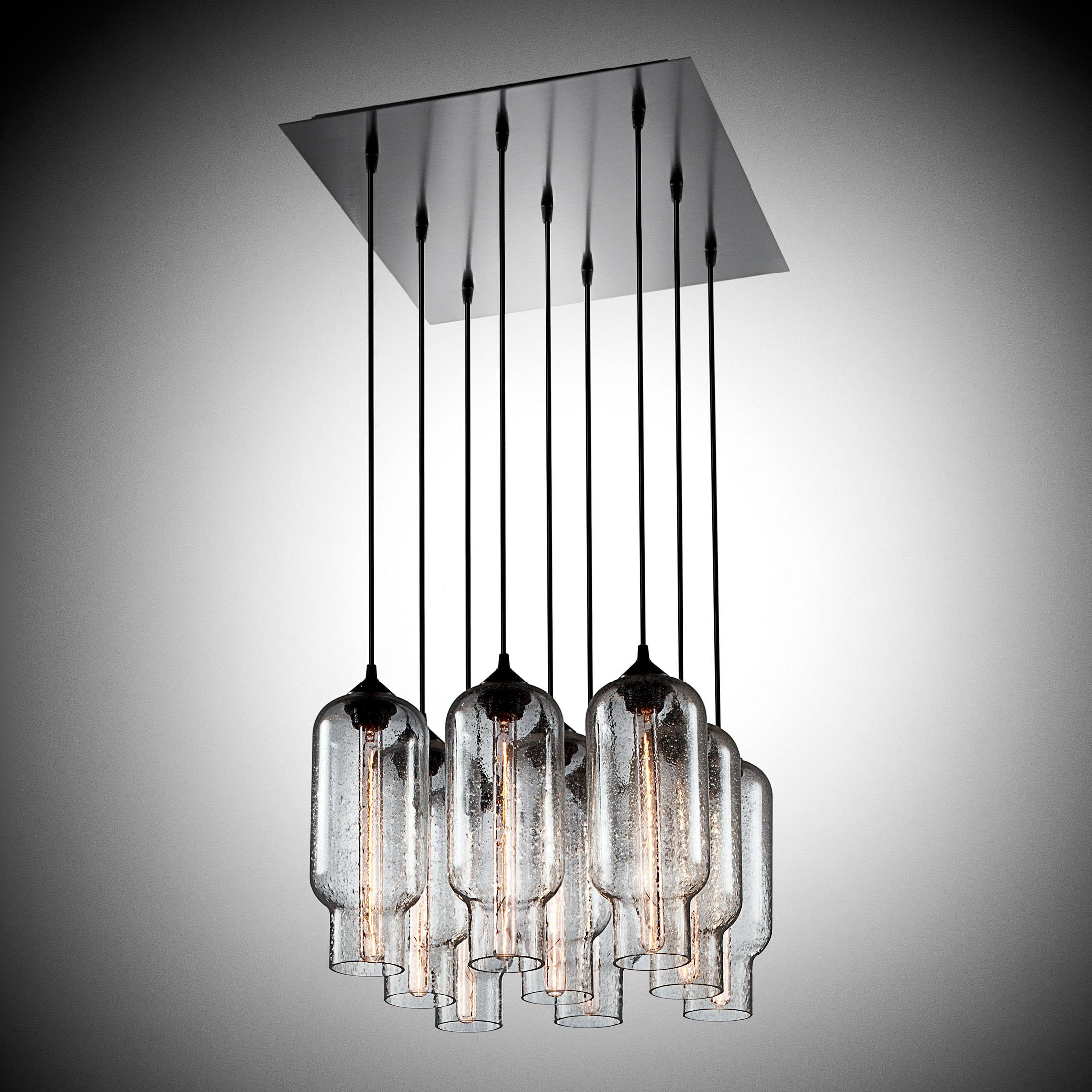 Fixtures Light : Minimalis Multi Pendant Light Fixture Diy , Multi with Diy Multi Pendant Lights (Image 10 of 15)