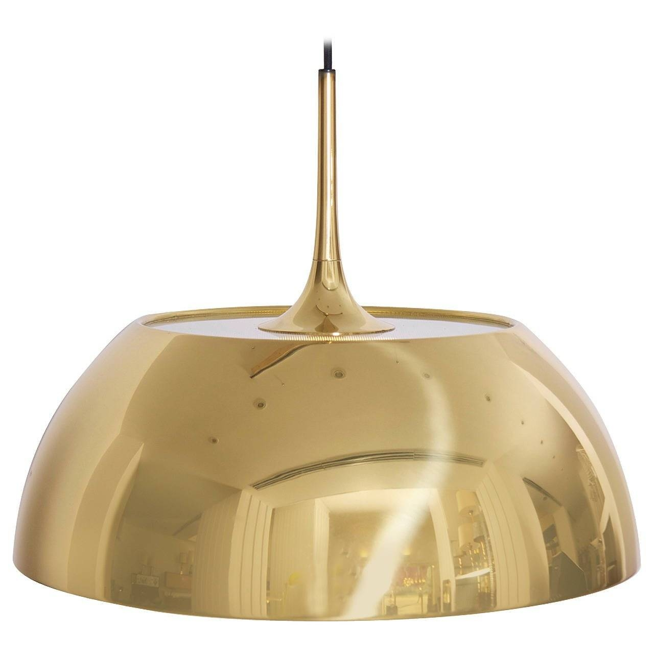 Florian Schulz Brass Ceos 40 Counterweight Pendant Lamp At 1Stdibs with Counterweight Pendant Lights (Image 5 of 15)