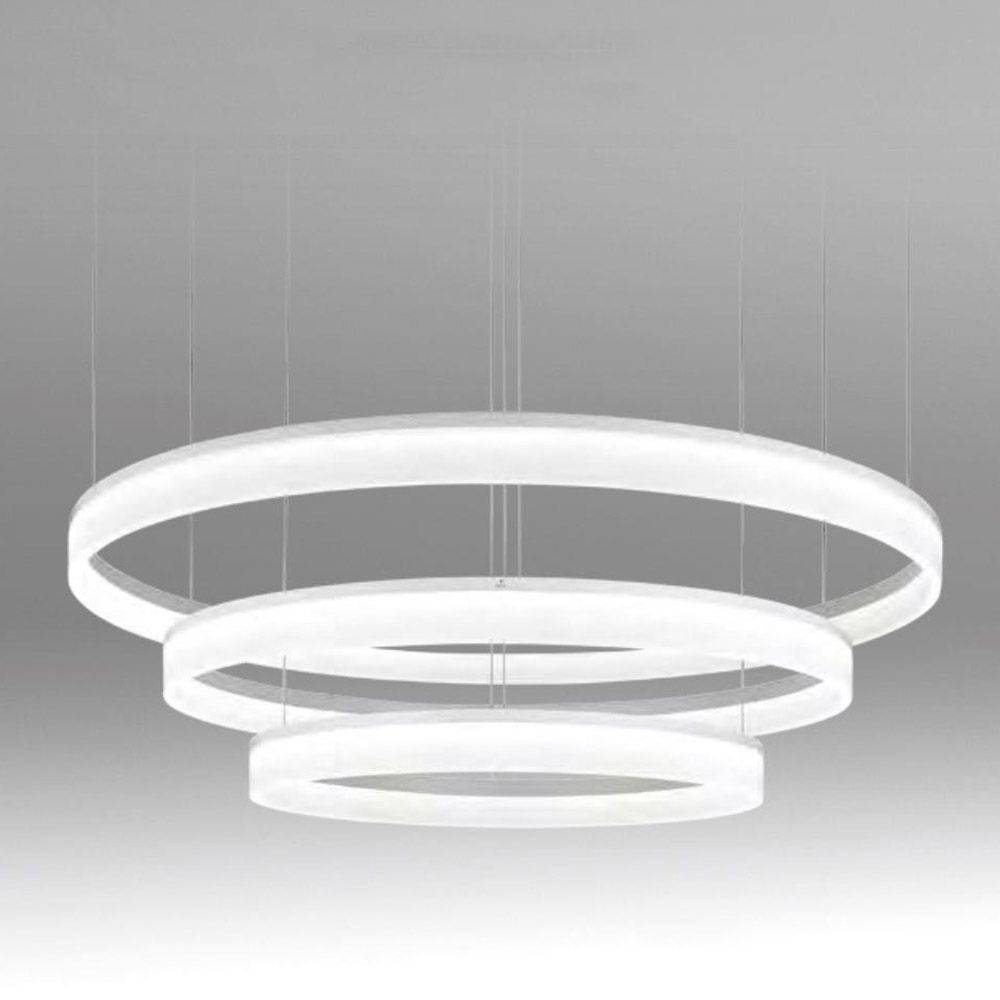 Fluorescent Lights: Fluorescent Pendant Light. Commercial Hanging within Commercial Pendant Light Fixtures (Image 8 of 15)