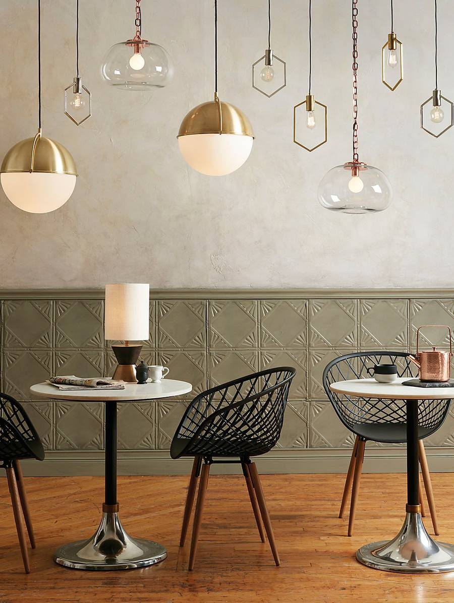Forever Pieces - The New Line From Cb2 - Designs Of Any Kind for Cb2 Pendant Lights (Image 7 of 15)