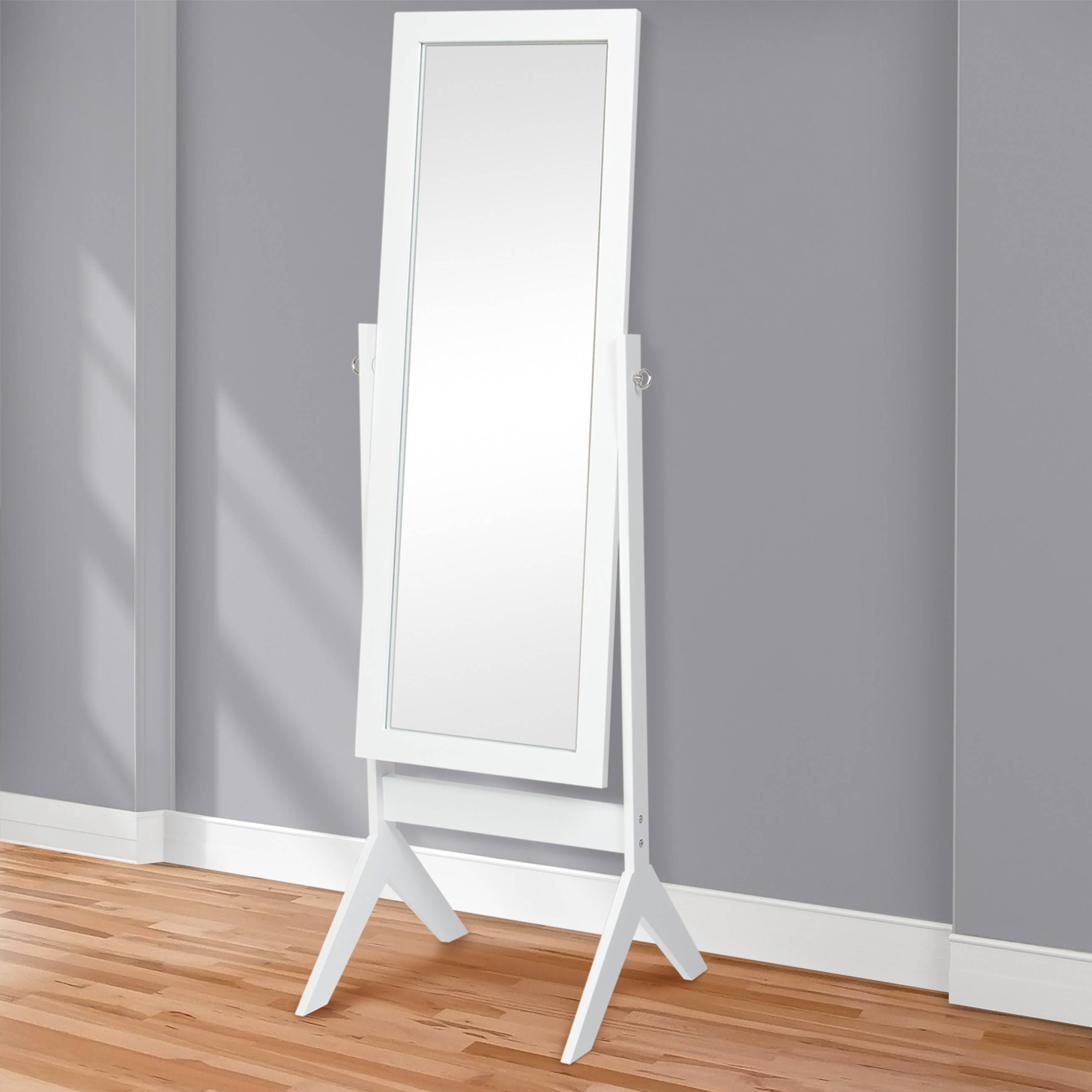 Free Standing Long Mirrors Bedroom ~ Piazzesi Throughout Free Standing Long Mirrors (View 9 of 15)